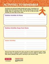 Activity Planner