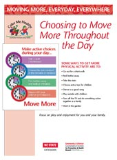 Choosing to Move More Throughout the Day